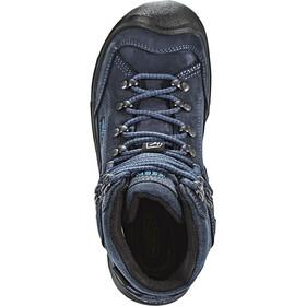Keen Galleo Mid WP Shoes Women Oceania/Night